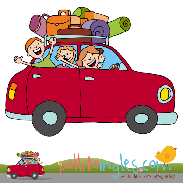 clipart of family vacation - photo #42
