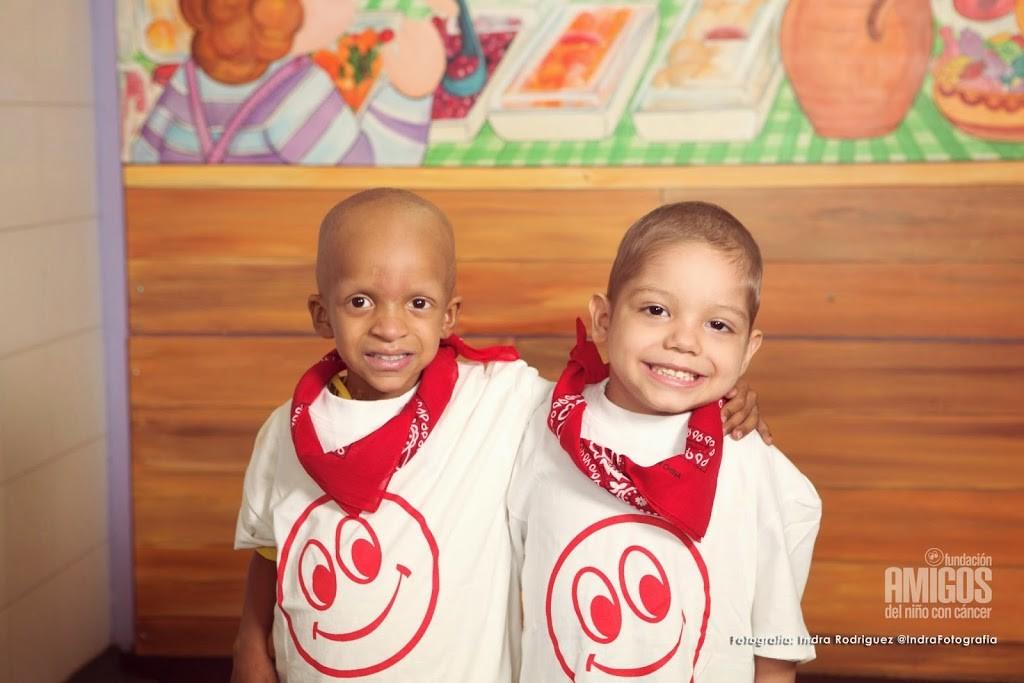 Fundación Amigos del niño con cáncer