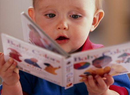 niños amantes de la lectura