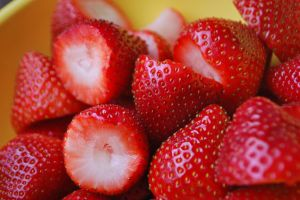 fresas radiacion UV