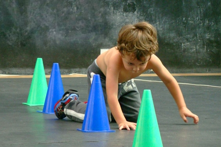 crossfit para niños