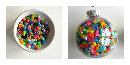 Ideas creativas para hacer adornos de Navidad con tus pollitos
