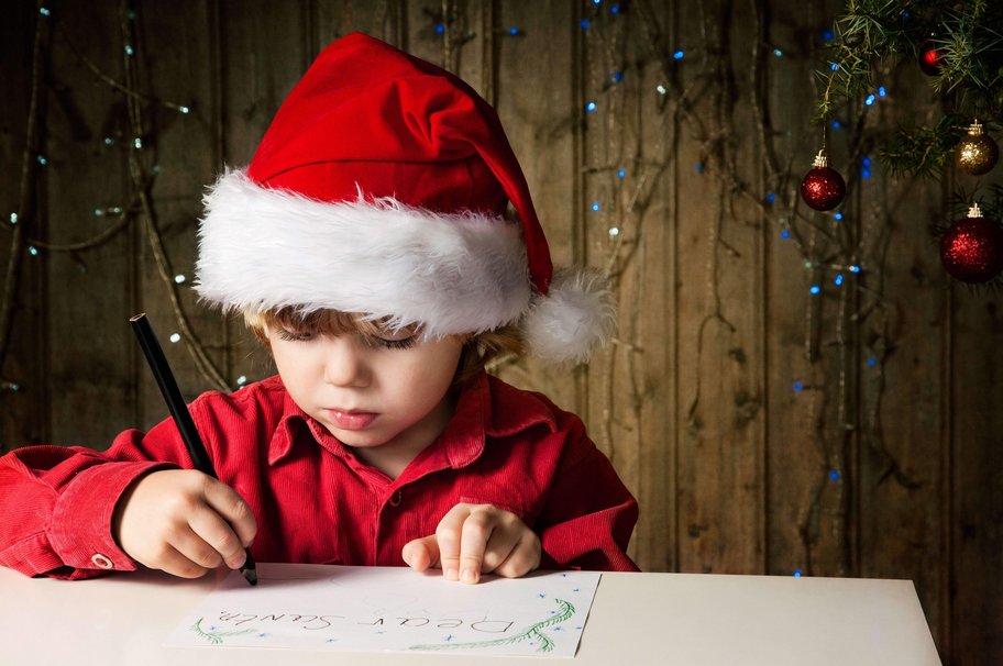 escribir la carta a Santa Claus