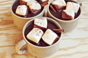 chocolate caliente azteca