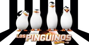 Agenda del Fin de Semana - Los pinguinos de madagascar