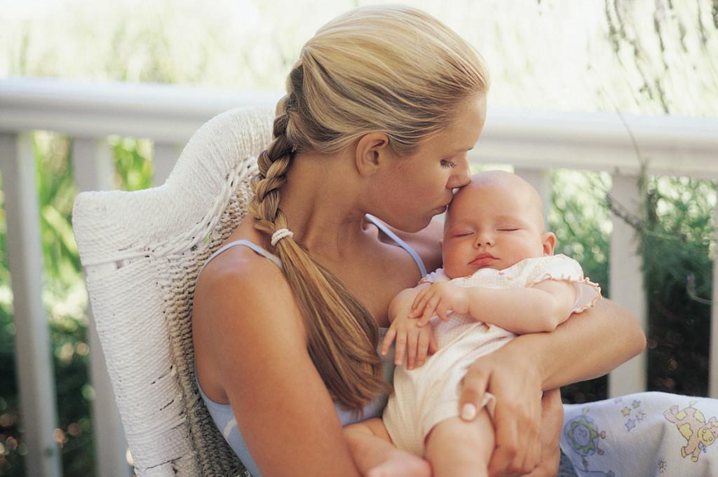 primeros 3 meses de vida - mamá y bebé