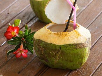 Beneficios del Coco durante el embarazo