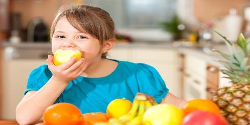 comida saludable para tus pollitos.