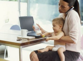 Trabajo y crianza, podemos conciliar?