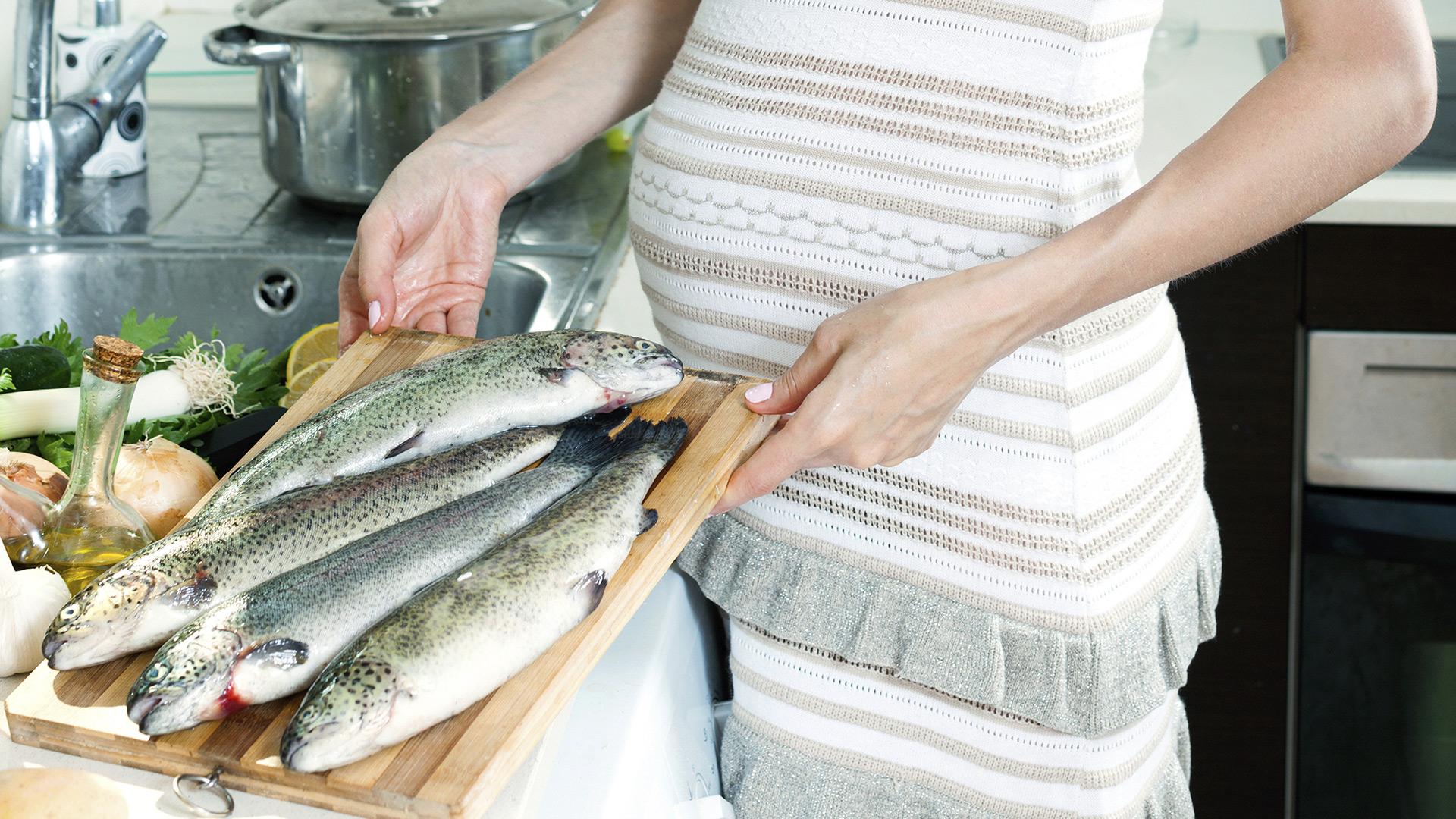 beneficios del omega 3 en el embarazo