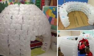 ideas ecológicas - igloo