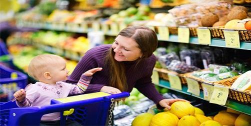 Cómo elegir comida saludable y natural