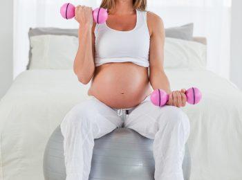 Deportes y actividad física durante el embarazo