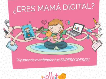 Por primera vez estudiarán perfil de #MamásDigitales en Venezuela