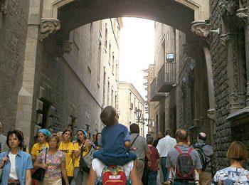 Barcelona como uno de los mejores destinos familiares