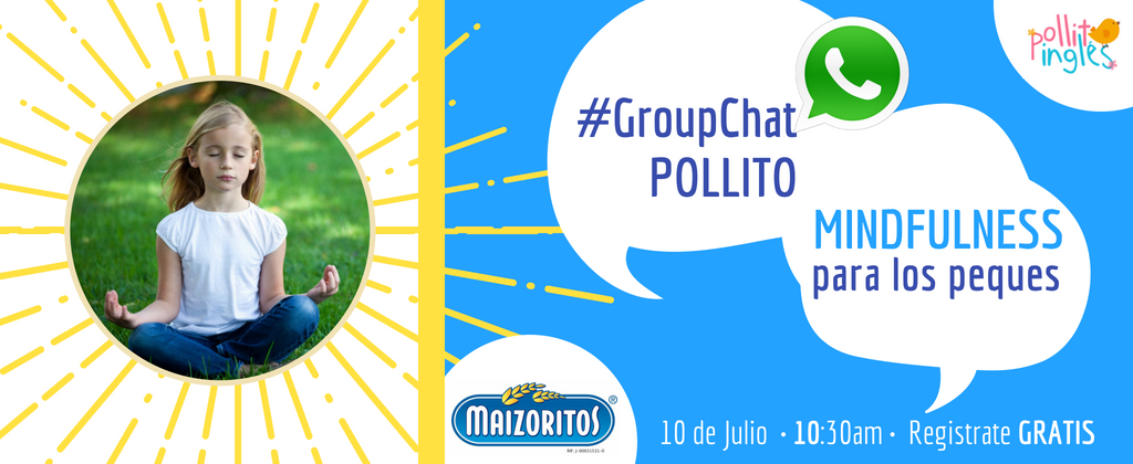 Group Chat Mindfulness para Niños