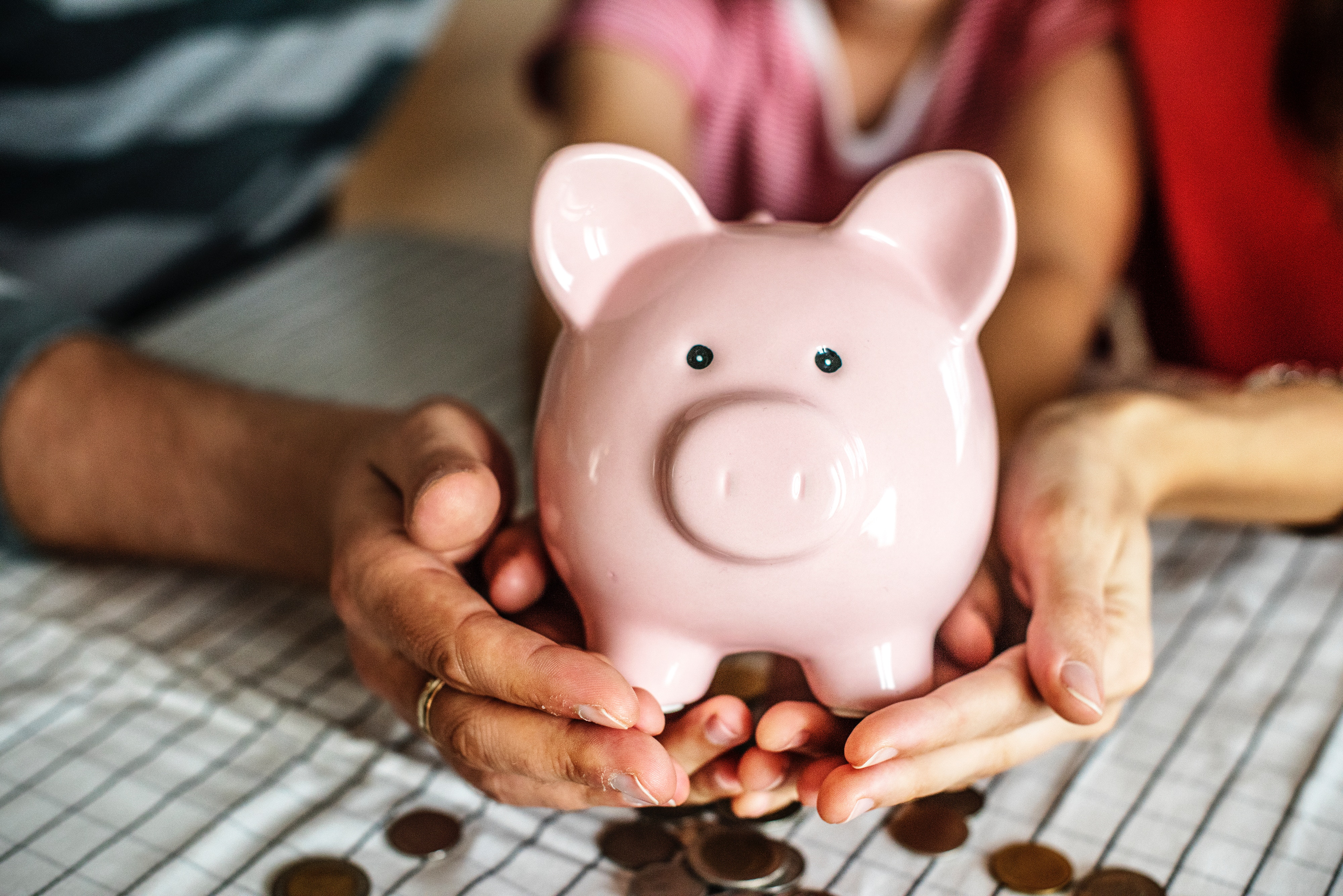 Los niños y las finanzas