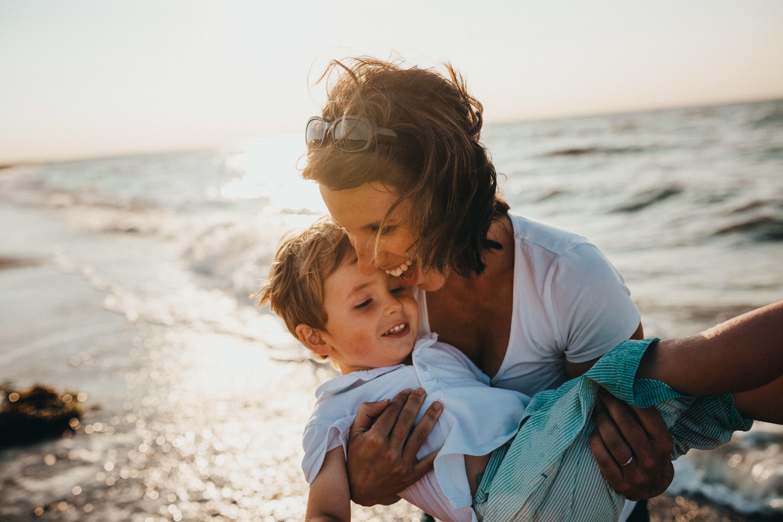 La felicidad de tus hijos dependen de la tranquilidad y esperanza