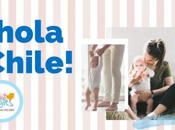 De tu bebé, para otros bebés. ¡Pollito Inglés llega a Chile!